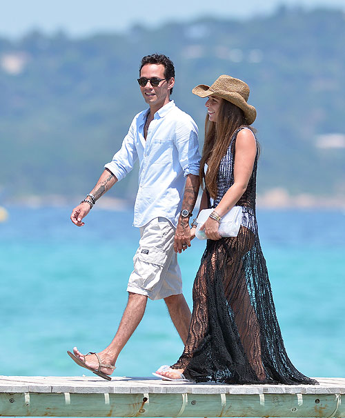 Marc Anthony, Chloe Green, Míralos