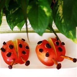 Catarinas de manzana