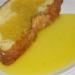 Salsa de mantequilla