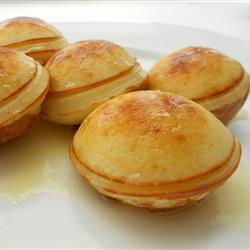 Jarabe de mantequilla para pastel