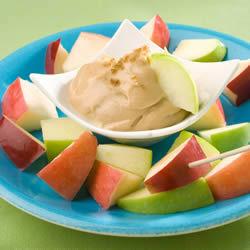 Dip para manzana