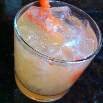 Martini con tequila