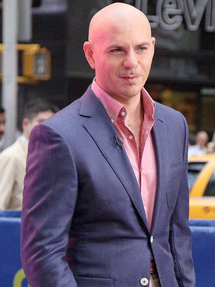 Pitbull, Latin Grammy 2013