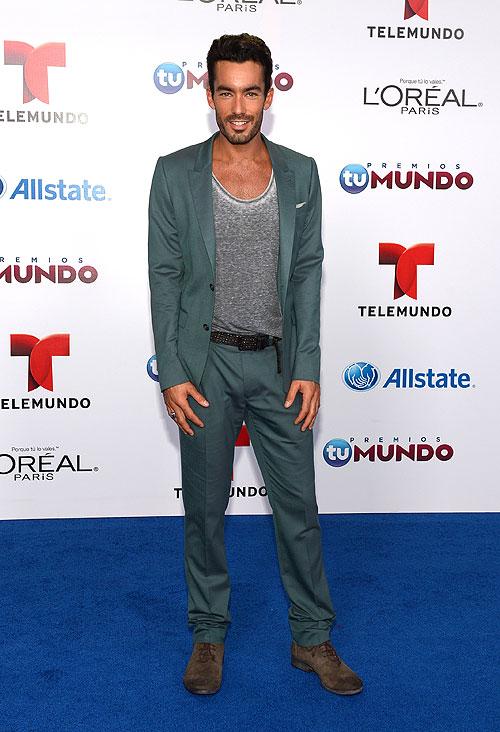 Aarón Díaz, Premios Tu Mundo 2013