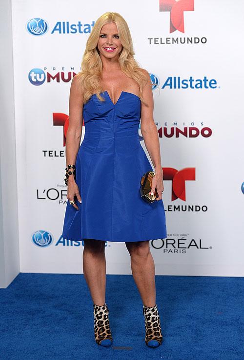 Alexia Echeverría, Premios Tu Mundo 2013