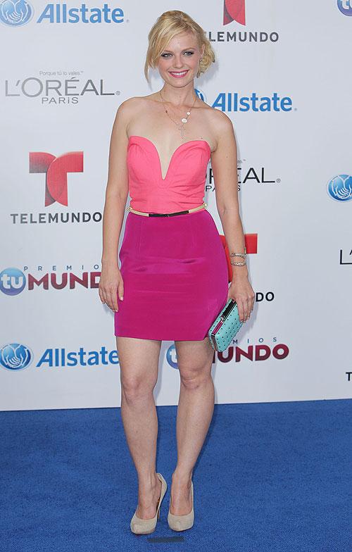 Ana Layevska, Premios Tu Mundo 2013