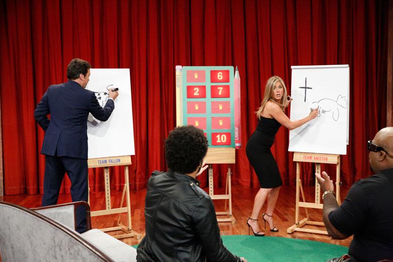 Jennifer Aniston, Míralos