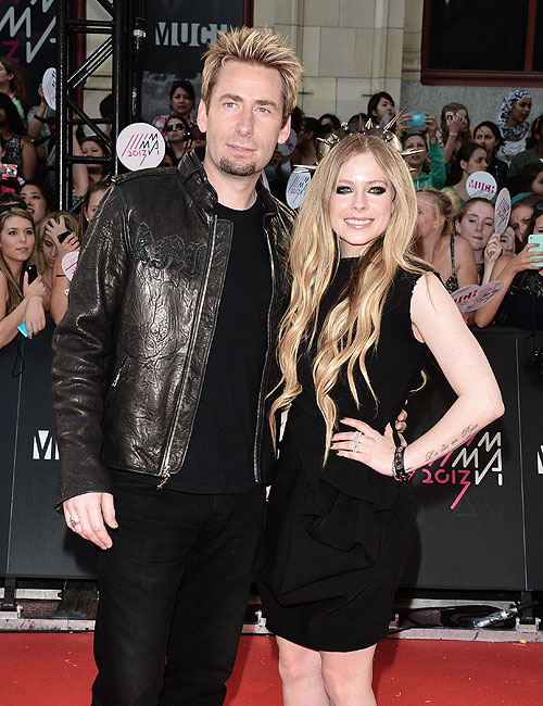 Avril Lavigne, Chad Kroeger