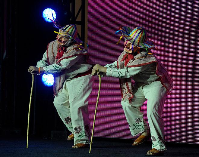 Ballet Folclórico de Navarro
