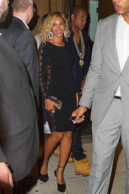 Beyoncé, El look del día