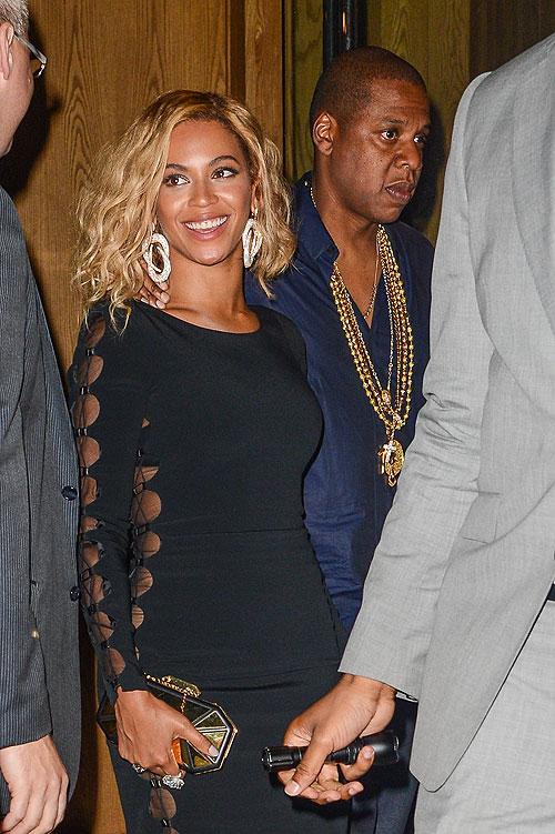 Beyoncé, Jay Z, Míralos