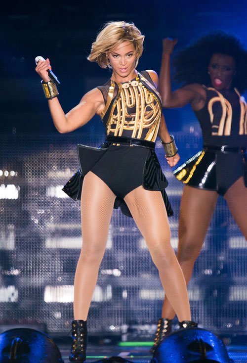 Beyoncé, Míralos