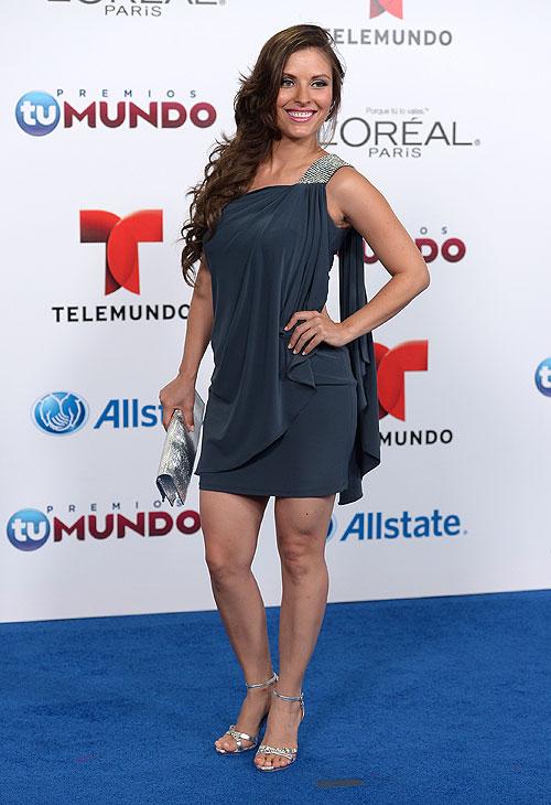 Carla Hernández, Premios Tu Mundo 2013