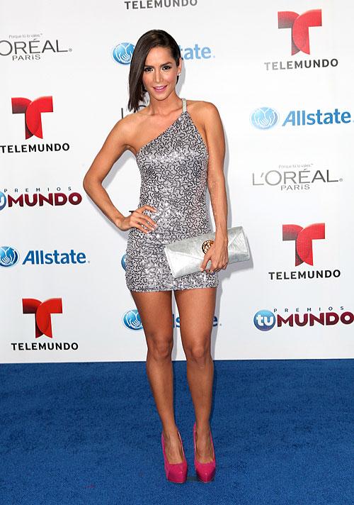 Carmen Villalobos, Premios Tu Mundo 2013