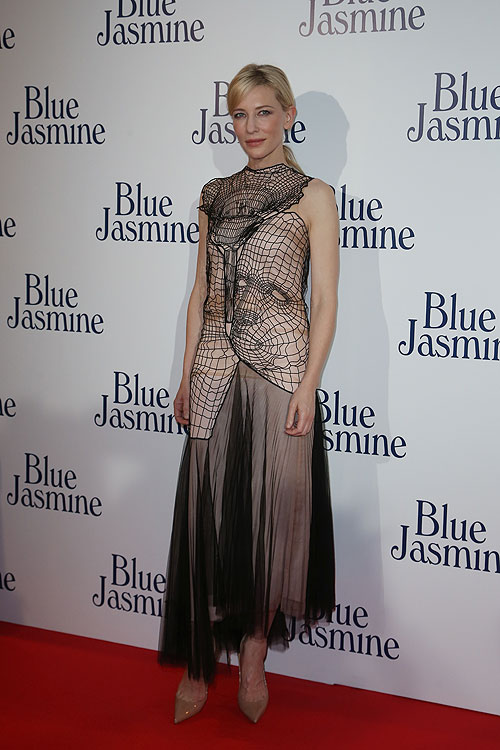 Cate Blanchett, El look del día