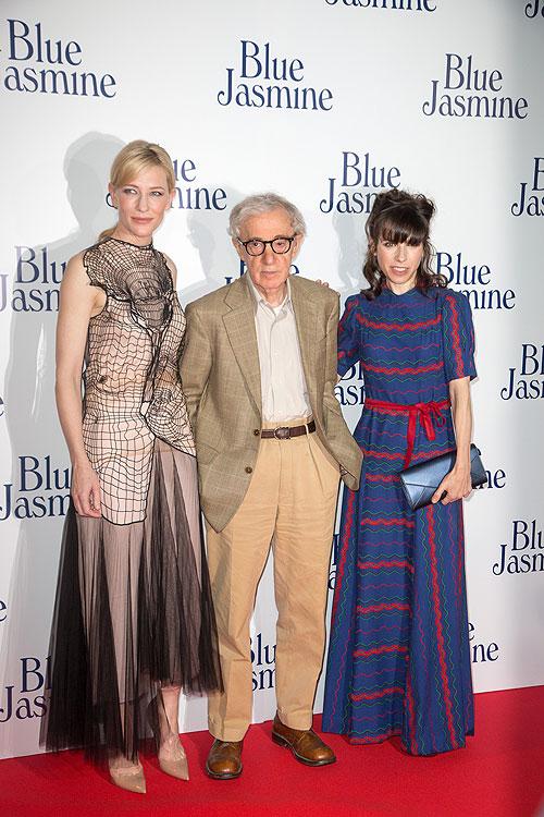 Cate Blanchett, Woody Allen, Sally Hawkins, Míralos