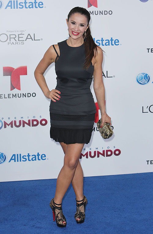 Catherine Siachoque, Premios Tu Mundo 2013