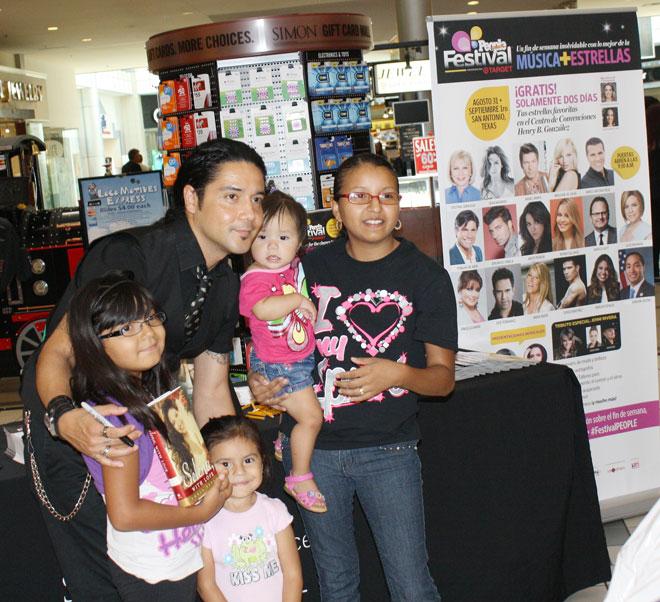 Chris Pérez project
