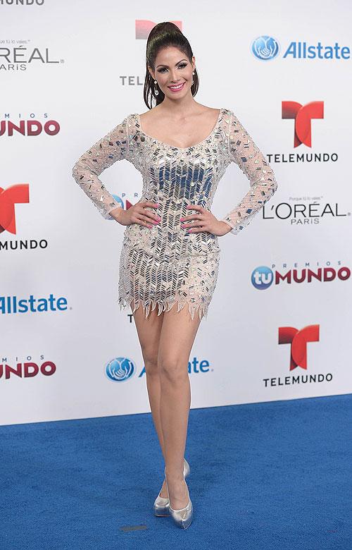 Cynthia Olavarría, Premios Tu Mundo 2013
