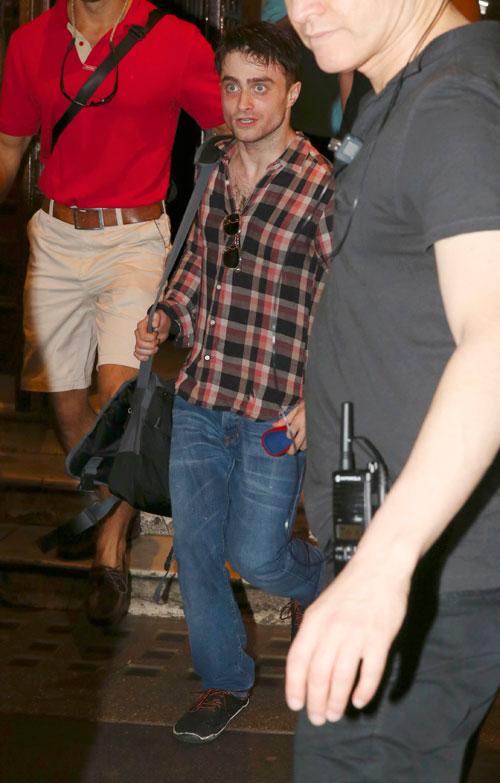 Daniel Radcliffe, Míralos
