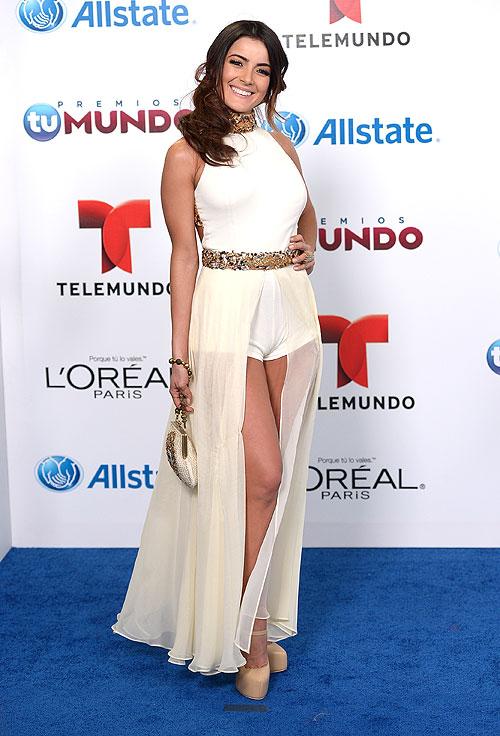 Daniela Navarro, Premios Tu Mundo 2013