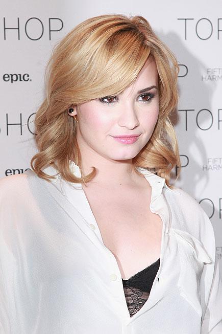Demi Lovato, galería festival