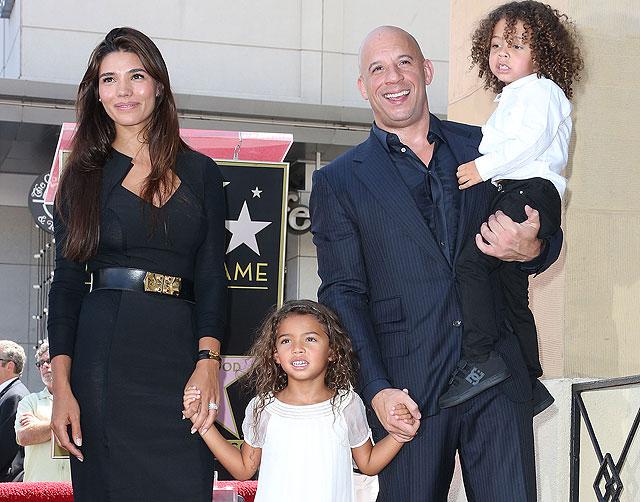 Vin Diesel, Hania, Vincent, Paloma Jiménez