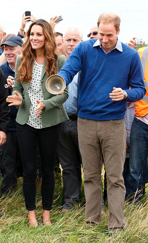 Kate Middleton, el príncipe William