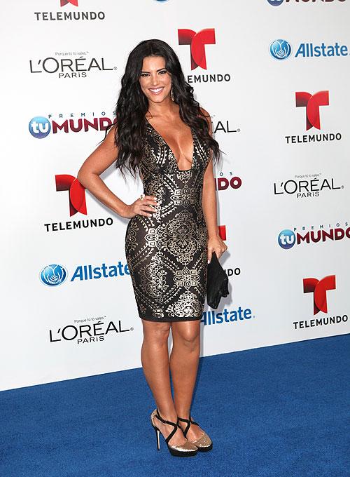 Gaby Espino, Premios Tu Mundo 2013