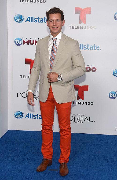 Gustavo Pedraza, Premios Tu Mundo 2013