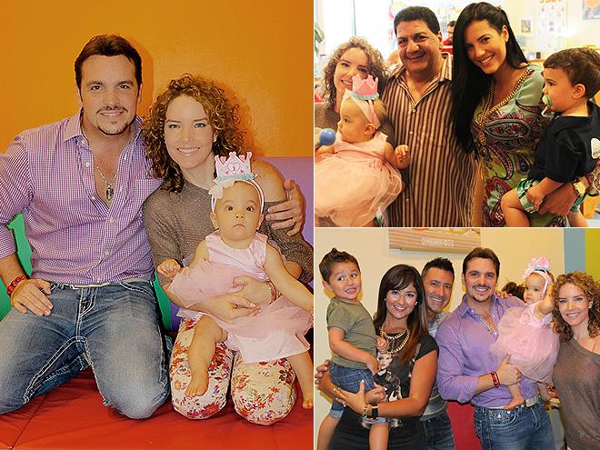 Ismael La Rosa, Virna Flores, Ishana