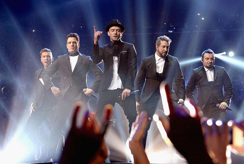 Justin Timberlake, 'N Sync, Míralos
