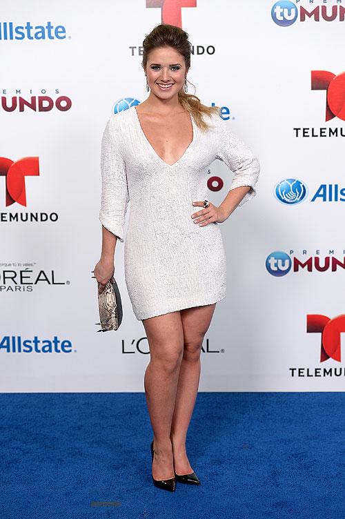 Kimberly Dos Ramos, Premios Tu Mundo 2013