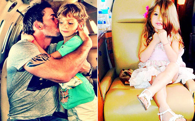William Levy, Tophy, Christopher, Kailey
