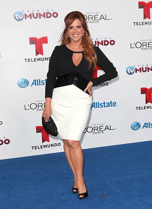 María Celeste Arrrarás, Premios Tu Mundo 2013