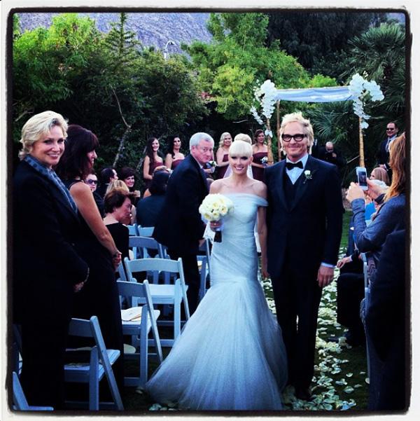 Matt Sorum, boda