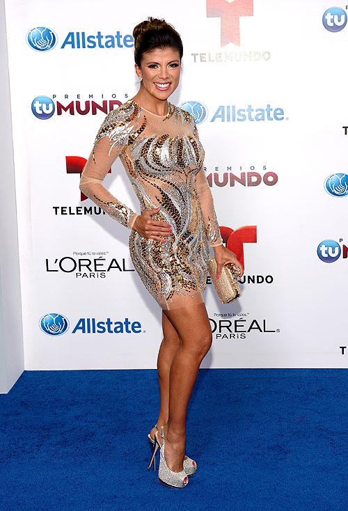 Mirella Grisales, Premios Tu Mundo 2013