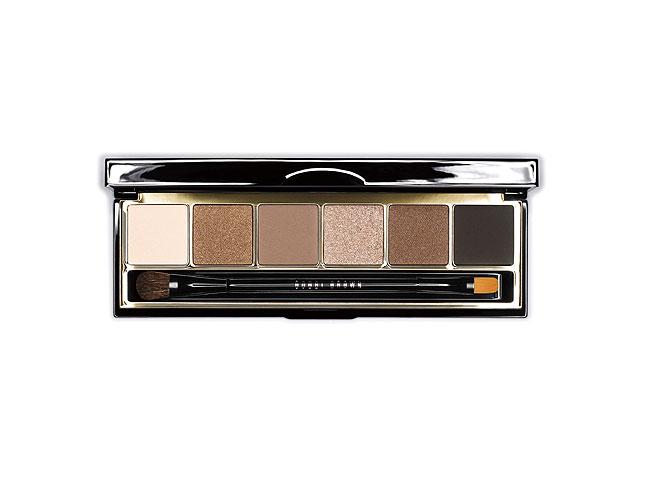Bobbi Brown edición limitada Smokey Warm Eye Shadow Palette