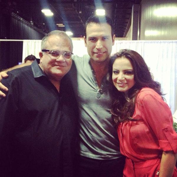 Rafael Amaya, Silvia Navarro, Armando Correa