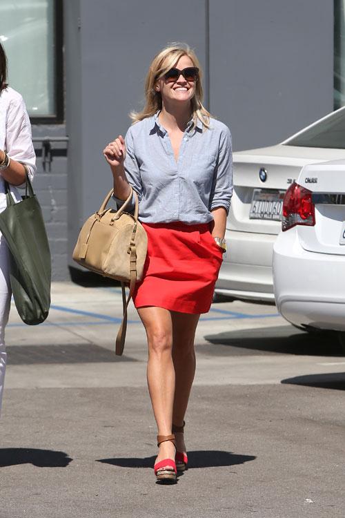 Reese Witherspoon, El look del día