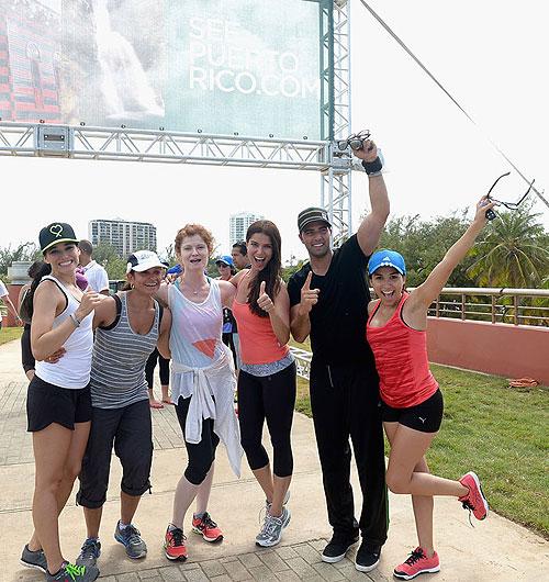 Jencarlos Canela, Roselyn Sánchez, Yudy Reyes, Edy Ganem, Rebeca Wisocky, Ana Isabelle