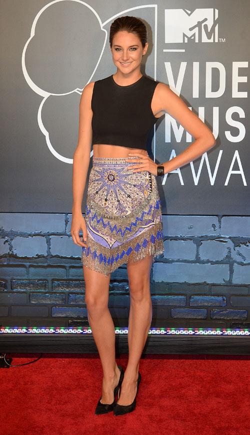 Shailene Woodley, VMAs