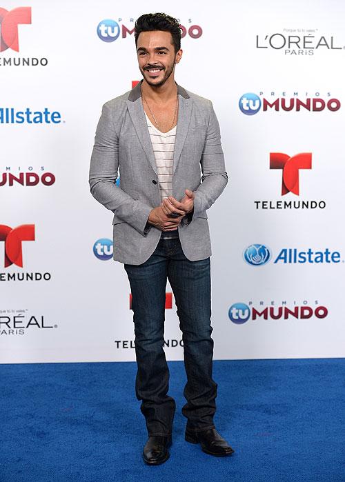 Shalim Ortiz, Premios Tu Mundo 2013
