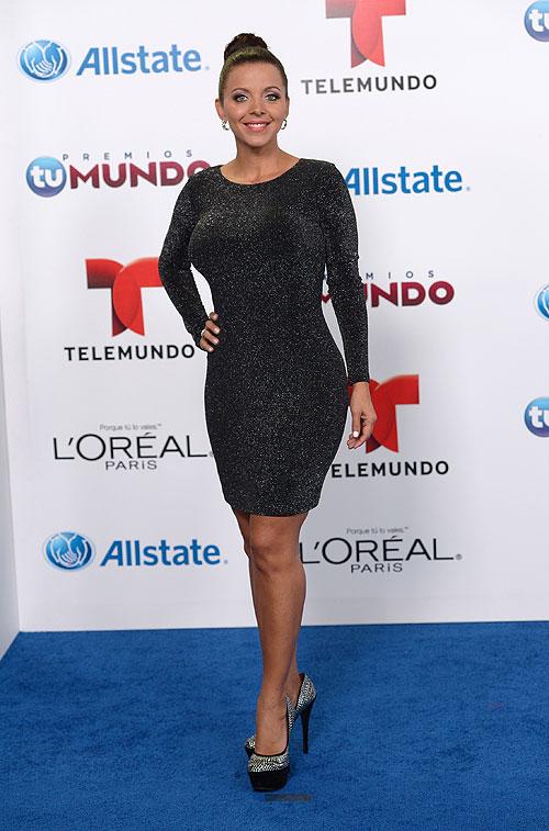 Sofía Lachapelle, Premios Tu Mundo 2013