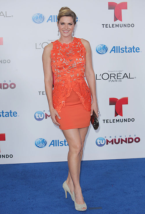 Sonya Smith, Premios Tu Mundo 2013
