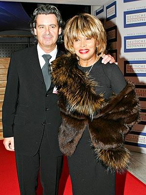 Tina Turner, Erwin Bach