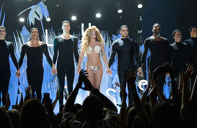 Lady Gaga, MTV, VMA, premios