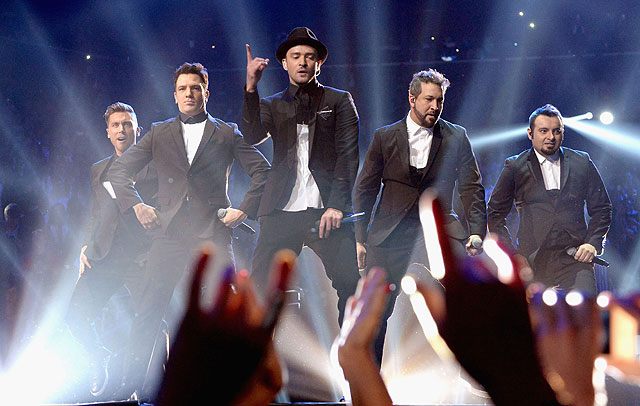 MTV, VMA, premios, 'N Sync