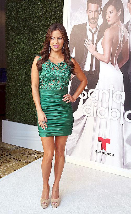 Ximena Duque, El look del día