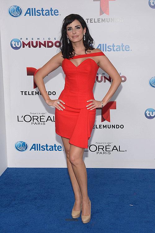 Ximena Herrera, Premios Tu Mundo 2013